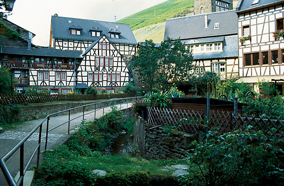 Malerwinkel in Bacharach